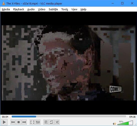 Pixelated Video
