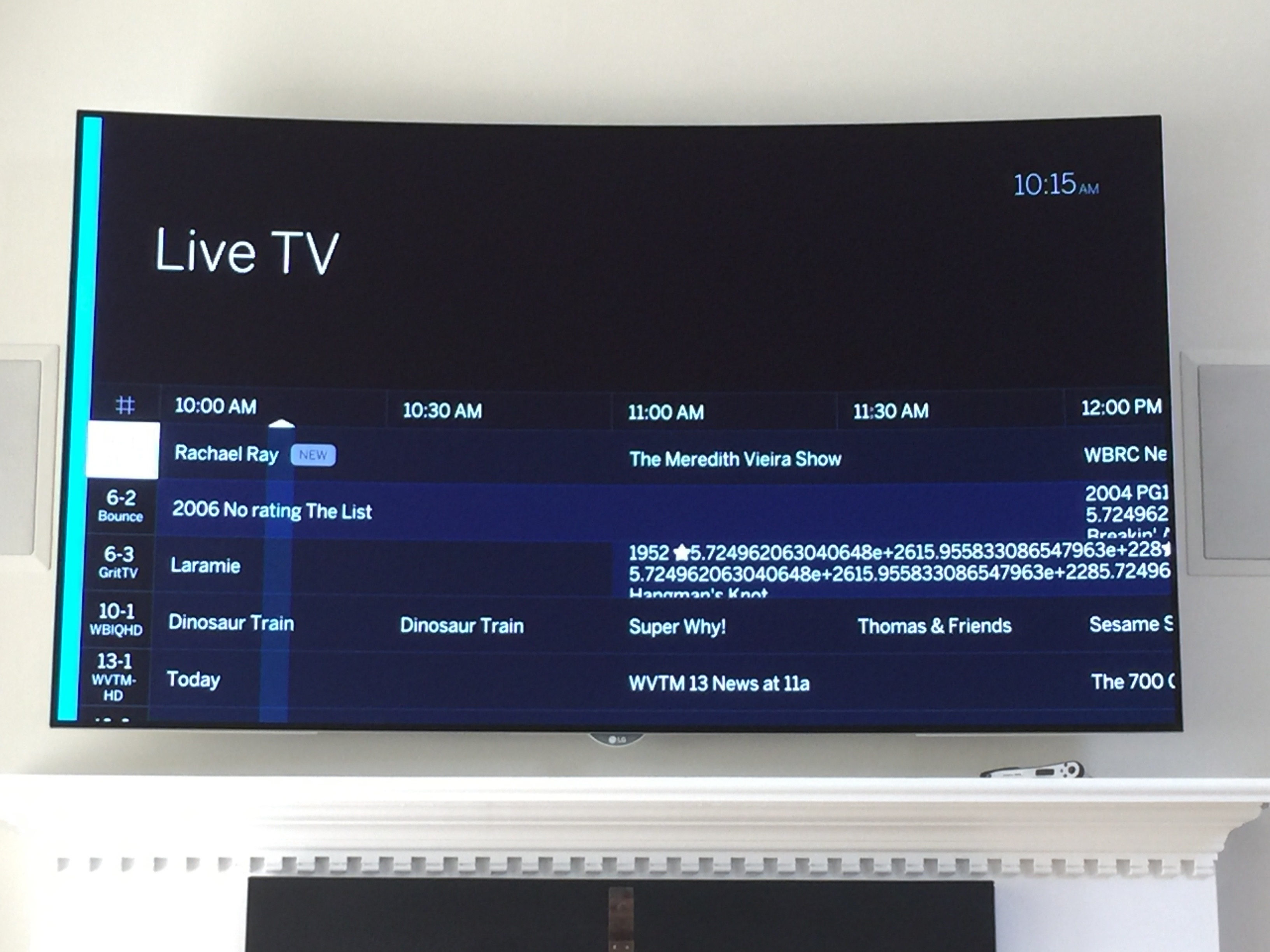 new tablo app for lg webos 2 0 and 3 0 smart tvs announcements rh community tablotv com Samsung TV Menu Screen On Samsung TV Guide