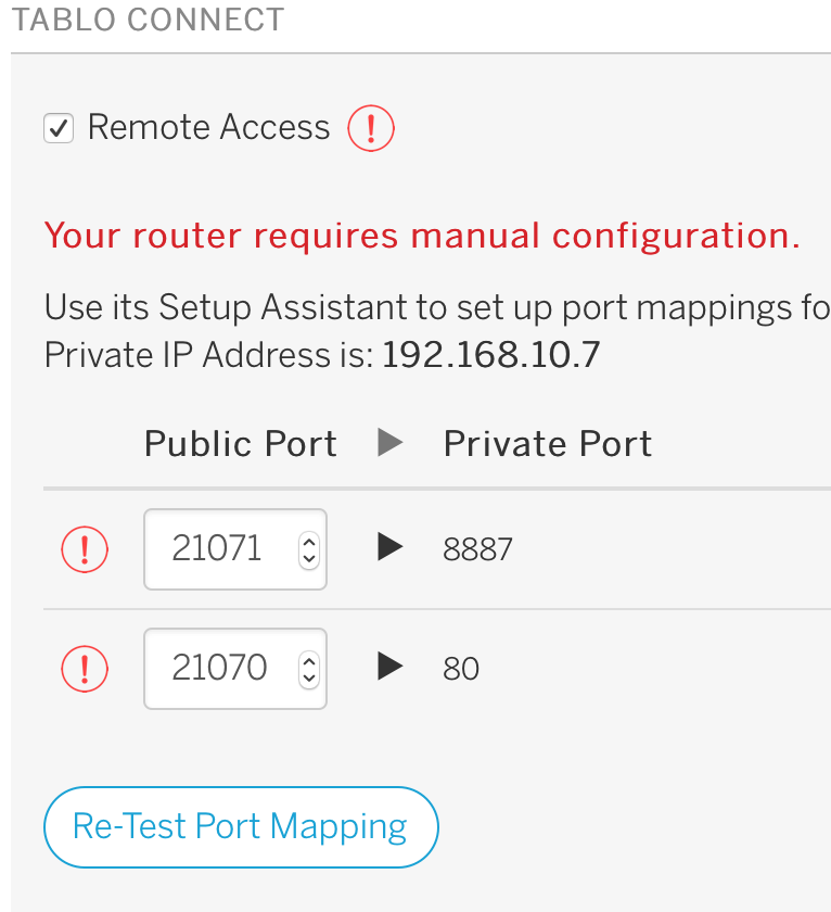 Remote Access and Port Forwarding on C2100T router - Support