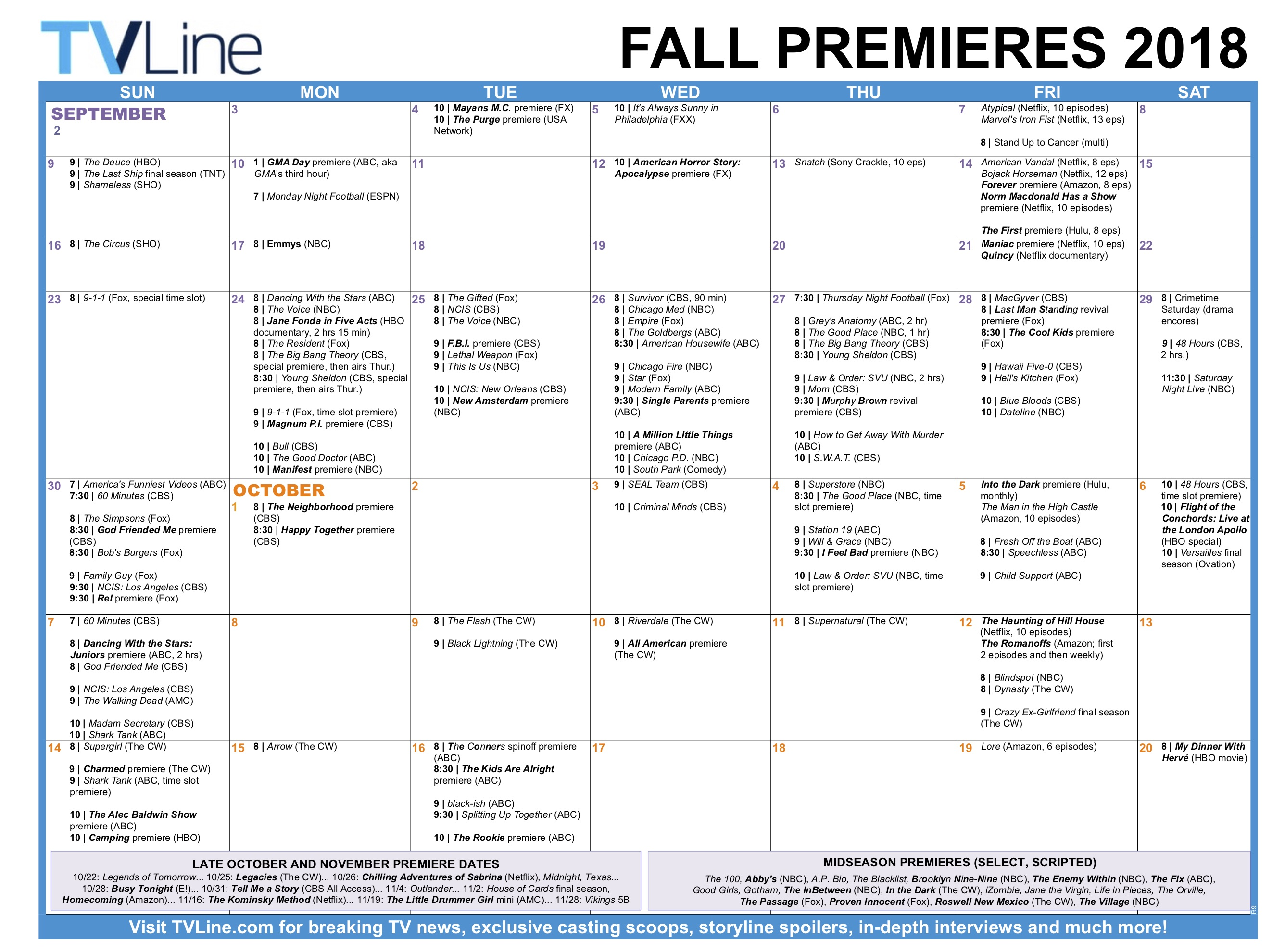 Universal image within oregonlive printable tv listings