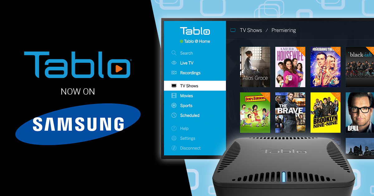 NEW - Samsung TIZEN Smart TV App - Announcements - TabloTV