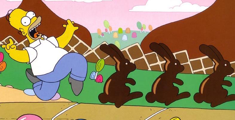 homer_chocolate_bunnies